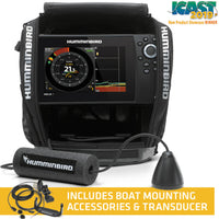 Humminbird Ice Helix 7 CHIRP GPS G3N All Season