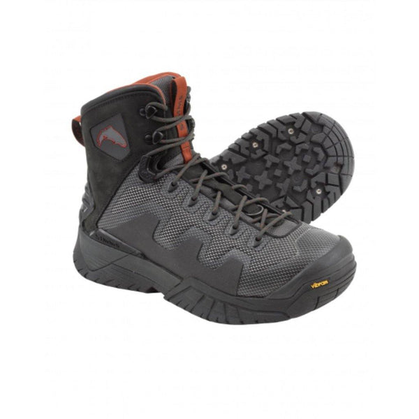 Simms G4 PRO Wading Boot - Vibram Soles - Natural Sports - The Fishing Store