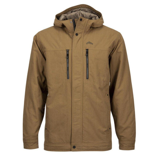 Simms Dockwear Hooded Jacket - Natural Sports - The Fishing Store
