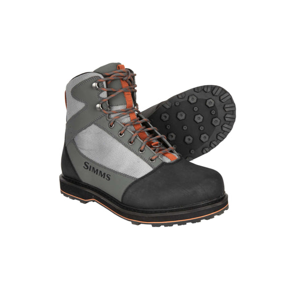 Simms Tributary Wading Boots - Rubber Soles New 2021