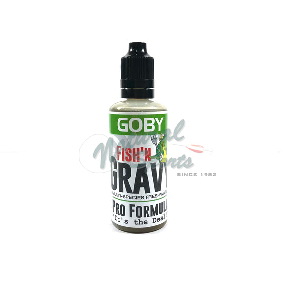 Set the Hook Fish'N Gravy Goby Scent