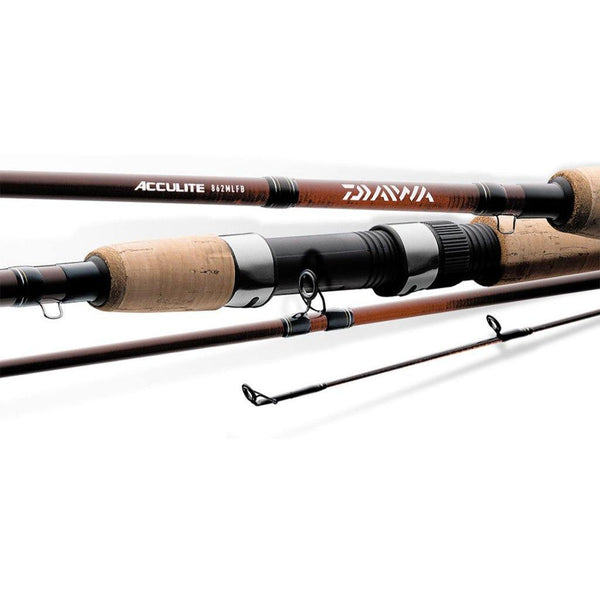 Daiwa Acculite SS Spinning Rod - Natural Sports - The Fishing Store