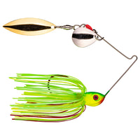 Bleeding Firetiger Strike King Bleeding Bait Spinnerbait