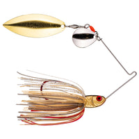 Bleeding Gold Shiner Strike King Bleeding Bait Spinnerbait