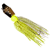 Chartreuse White Z-Man Chatterbait Elite Canada