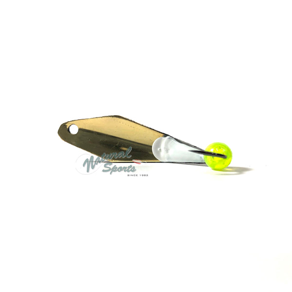 Clear Chartreuse McGathy Hooks Drain Pipe