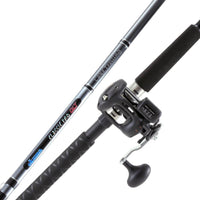 Okuma Great Lakes Salmon Trolling Combo