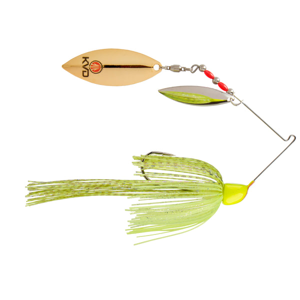 Strike King KVD Finesse - Double Willow Blades