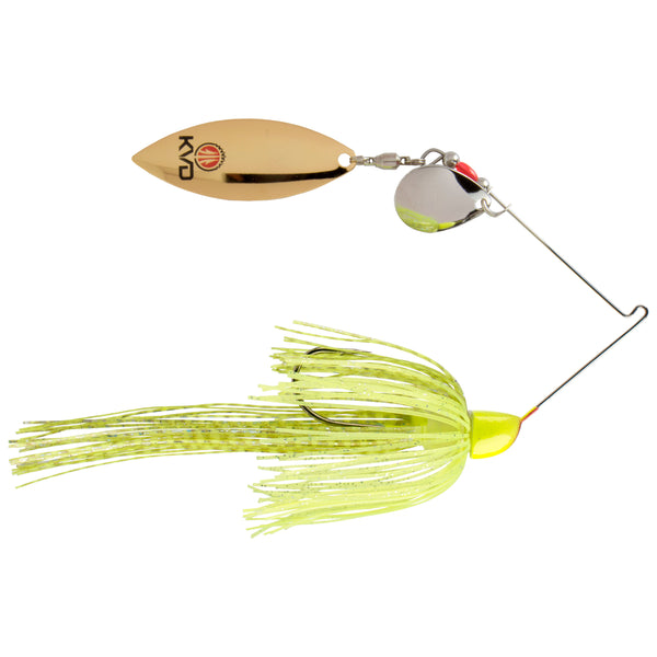Super Chart Strike King KVD Finesse Spinnerbait