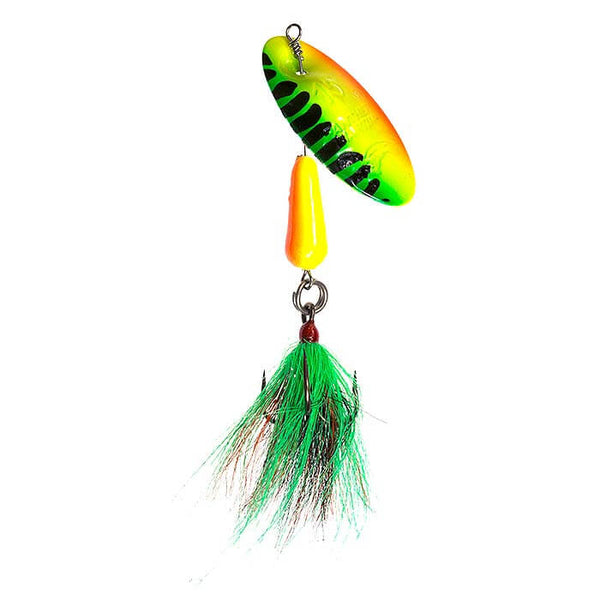 Firetiger Panther Martin Large Bucktail Fishing Spinners