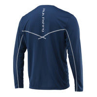 Sargasso Sea Huk Icon X Long Sleeve Fishing Shirt