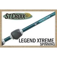 St. Croix Legend Extreme Spinning Rod
