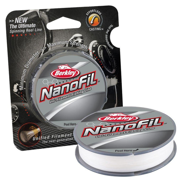 Berkley Nanofil - Natural Sports - The Fishing Store