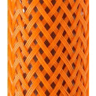 Orange VRX Spinning Rod Glove - Fishing Rod Sleeve