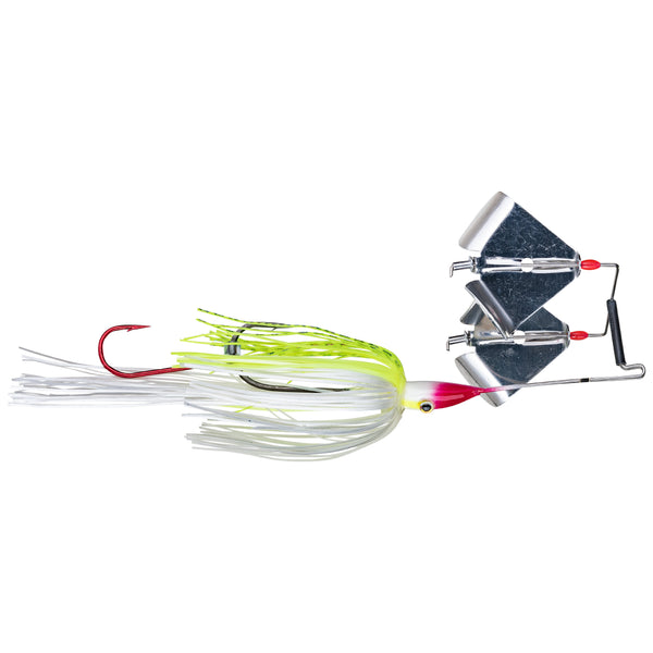 Chart White Strike King Premier Plus Buzz Bait