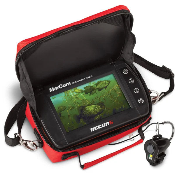 MarCum Recon 5 Underwater Viewing Camera