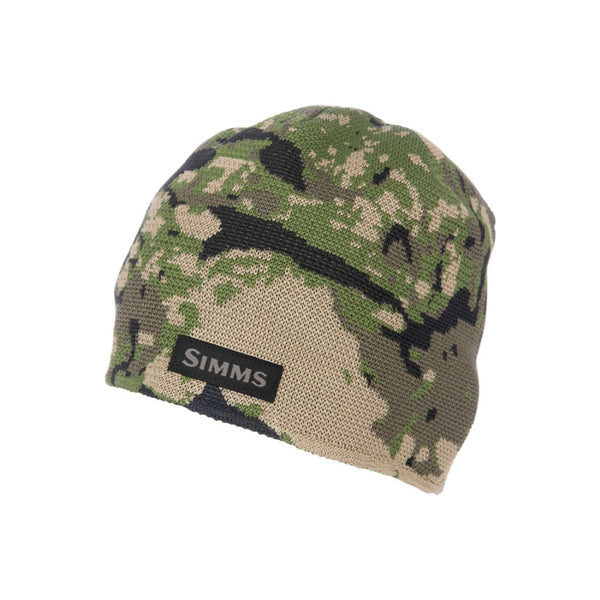 Riparian Camo Simms Everyday Beanie Fishing Hat