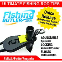 Natural Sports Fishing Rod Ties Fishing Butlers