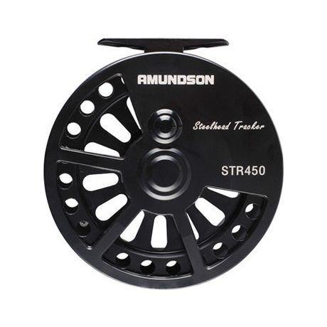 Amundson Steel Head Tracker Center Pin Float Fishing Reel