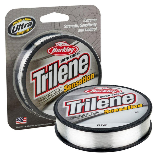 Berkley Trilene Sensation Monofilament (330 yd) - Natural Sports - The Fishing Store