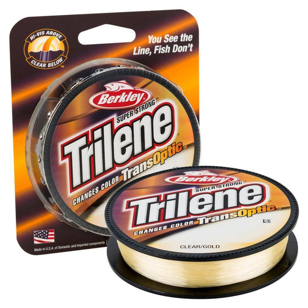 Berkley Trilene Transoptic Monofilament (220 yd) - Natural Sports - The Fishing Store