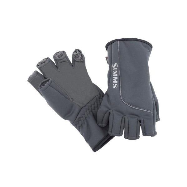 Simms Windbloc Half Finger Glove