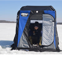 Otter XT Pro X-Over Cottage Ice Hut - Natural Sports - The Fishing Store