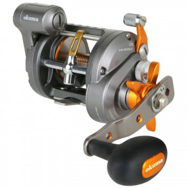Okuma Coldwater Line Counter Levelwind Reel