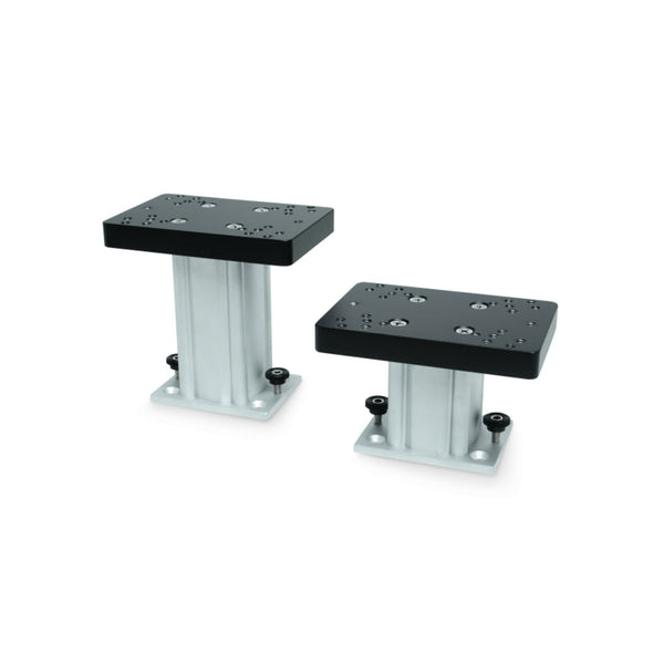 Cannon Aluminum Fixed Base Downrigger Pedestal