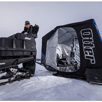 Otter XT Pro X-Over Cabin Ice Hut - Natural Sports - The Fishing Store