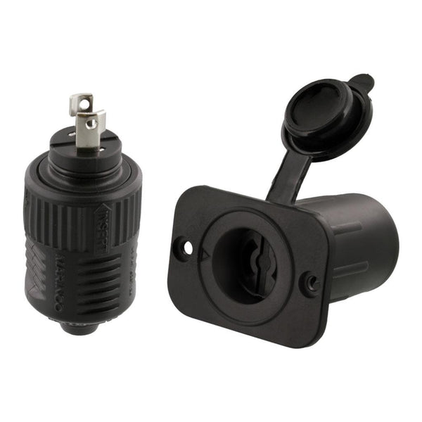 Scotty Downrigger Pluc and Receptacle No.2125