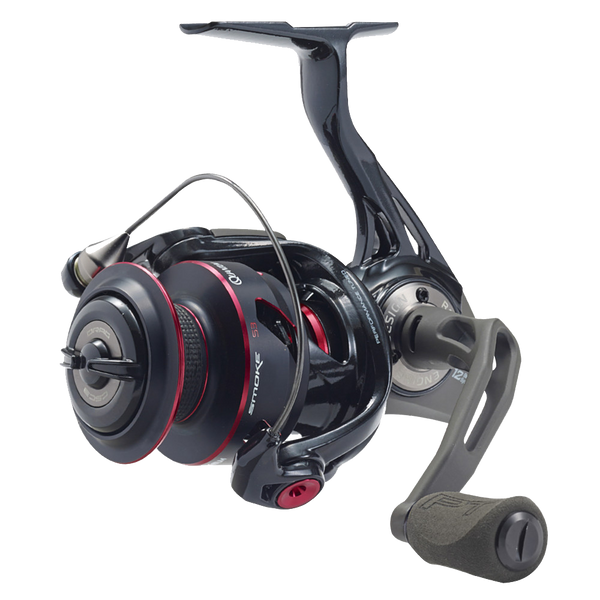 Quantum Smoke S3 PT Spinning Reel | Natural Sports