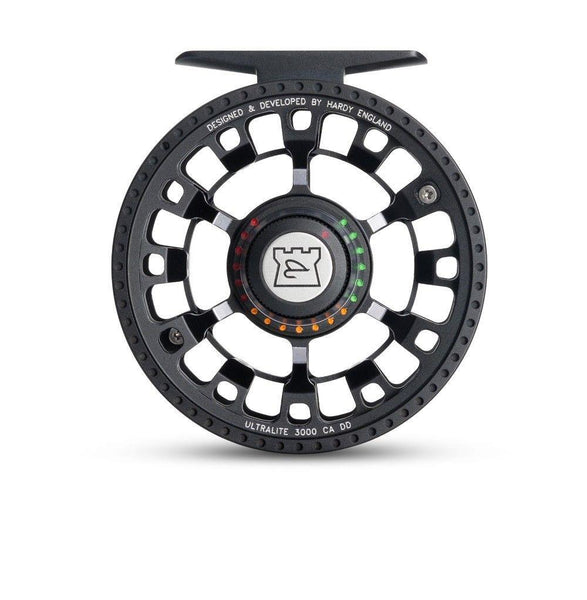 Hardy Ultralite CADD Fly Reel | Natural Sports