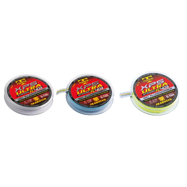 T-Force XPS Ultra Strong FC 403 Fluorocarbon Leader