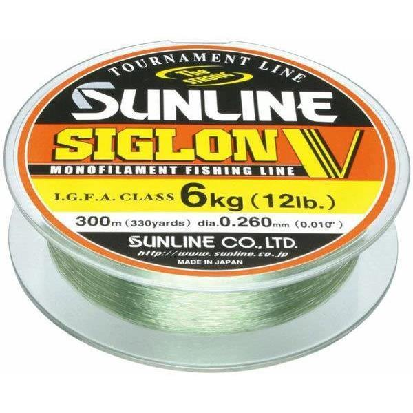 Sunline Siglon V Monofilament Float Fishing Line