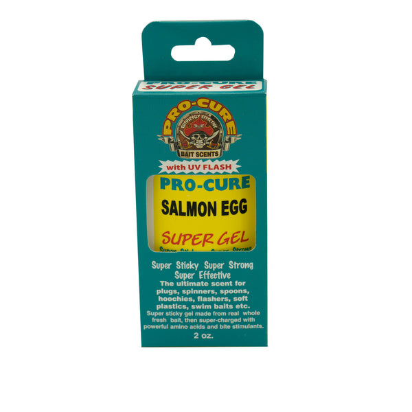 Pro-Cure Salmon Egg Super Gel