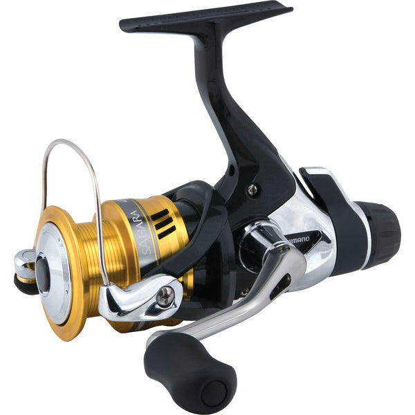Shimano Sahara Rear Drag Spinning Reel