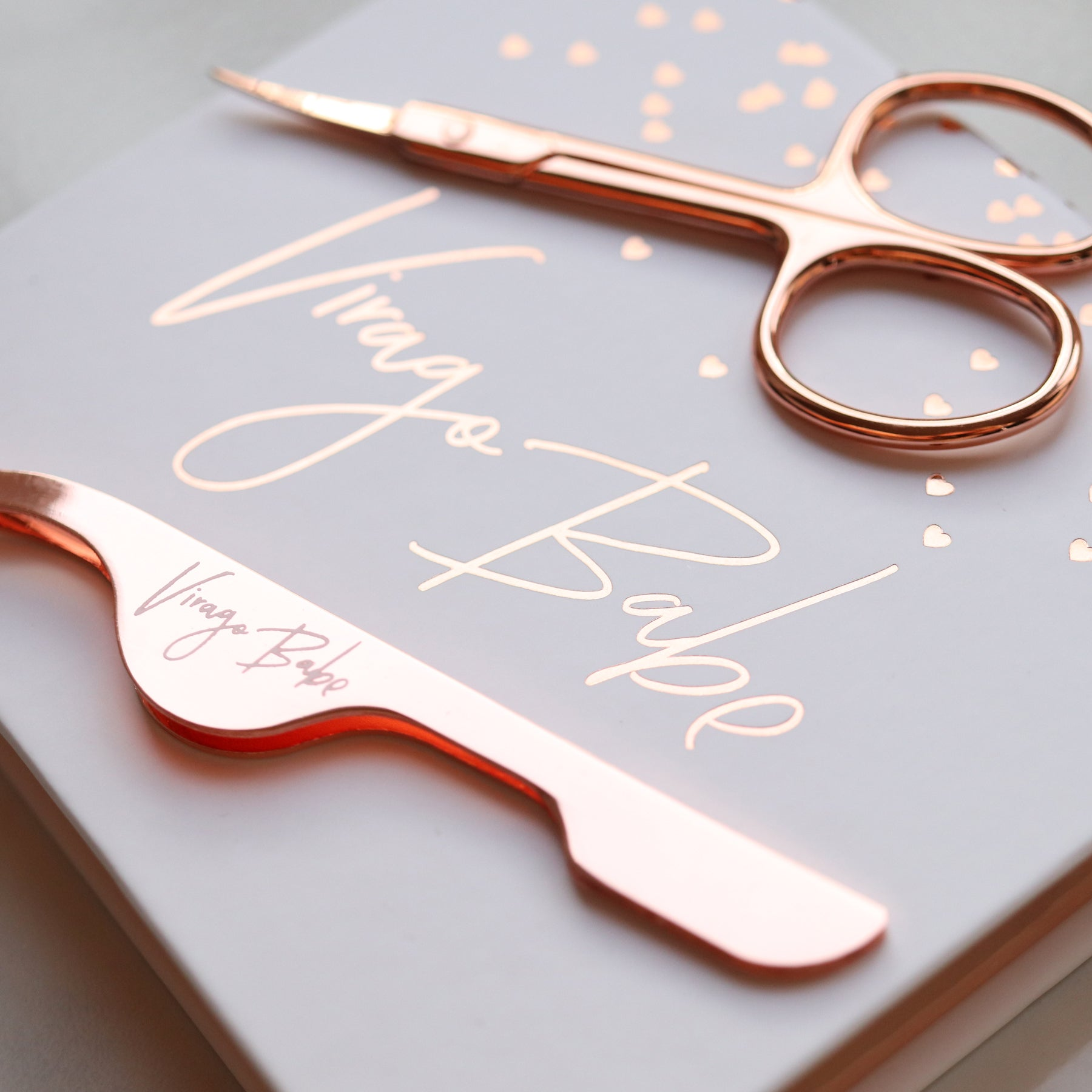 Luxe Cosmetic Scissors