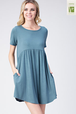 La Jolla Tunic Dress with Pockets