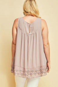 Eyes On Me Lace Top - Posse Exclusive Deal 30% Off