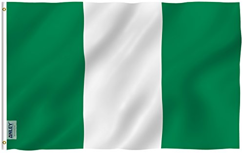 Nigeria Flag - 3x5 Ft.