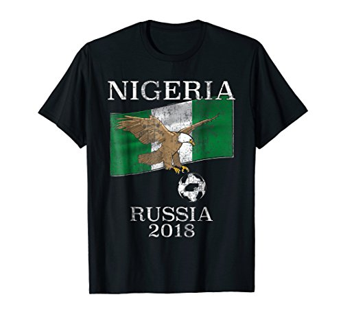 Nigeria Super Eagles - Russia 2018 World Cup