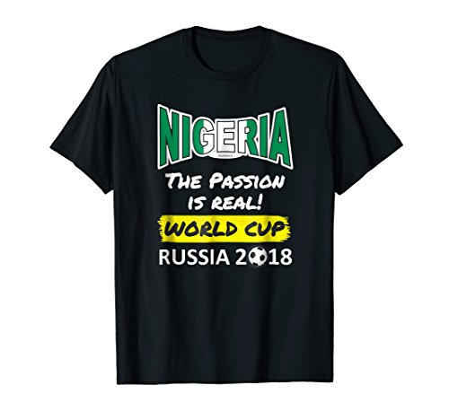 Nigerian Soccer Passion - World Cup 2018