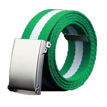 Nigerian Flag Belt