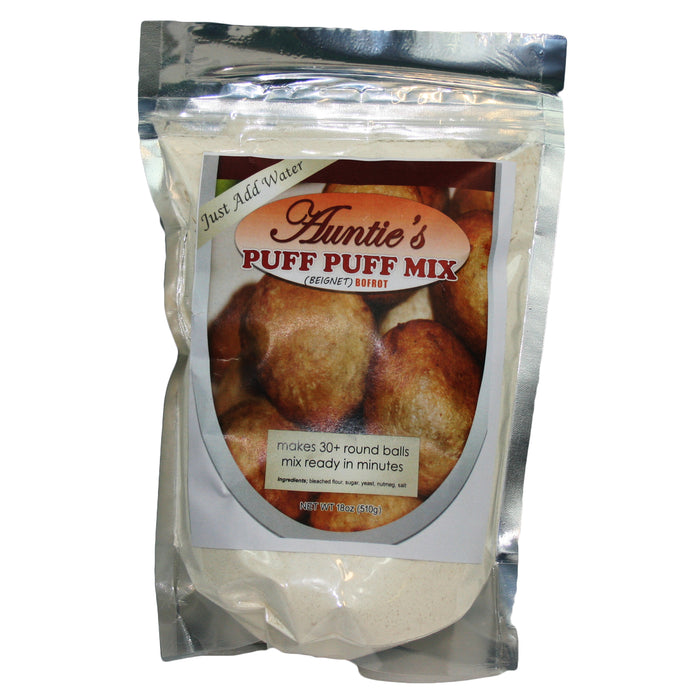 Auntie's Puff Puff Mix
