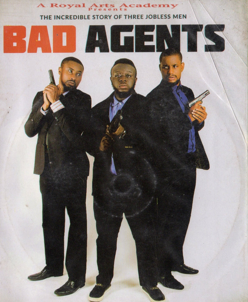 Bad Agents (DVD)