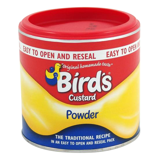 Birds - Custard Powder