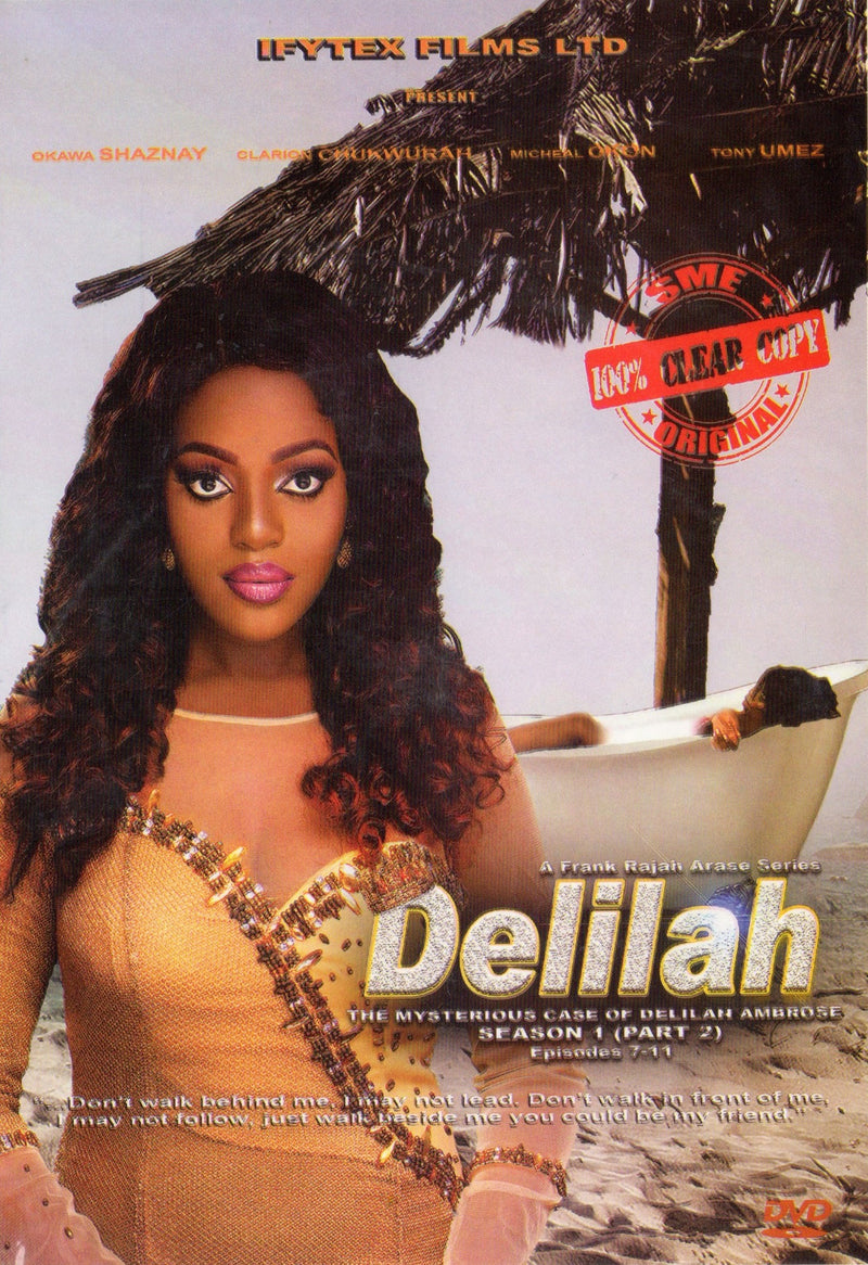 Delilah - Season 1 - Part 2 (DVD)