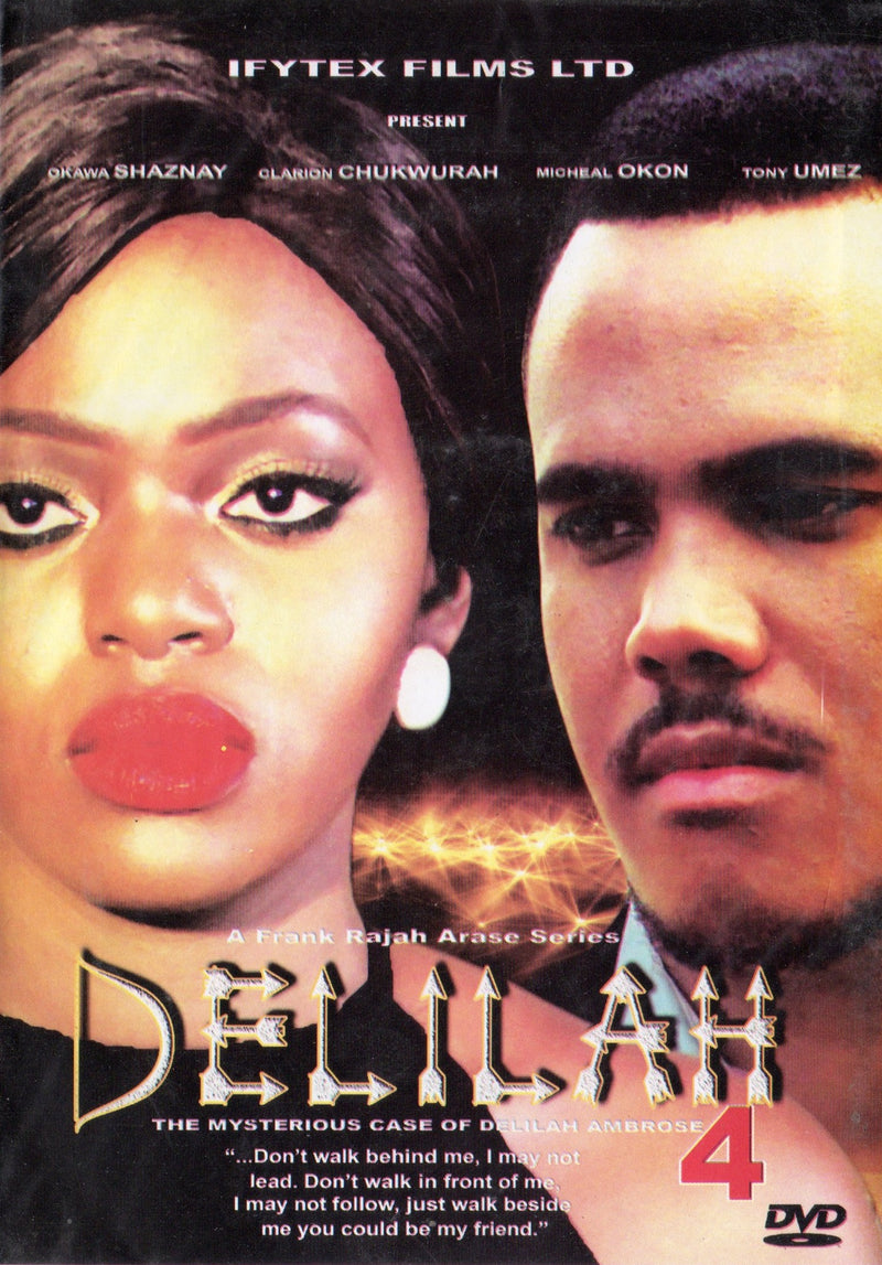 Delilah - Season 1 - Part  4 (DVD)