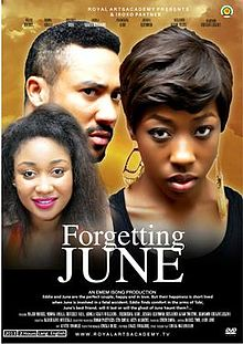 Forgetting June (DVD)